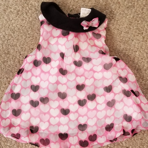 Cutie Pie Other - Baby Girl Romper Dress